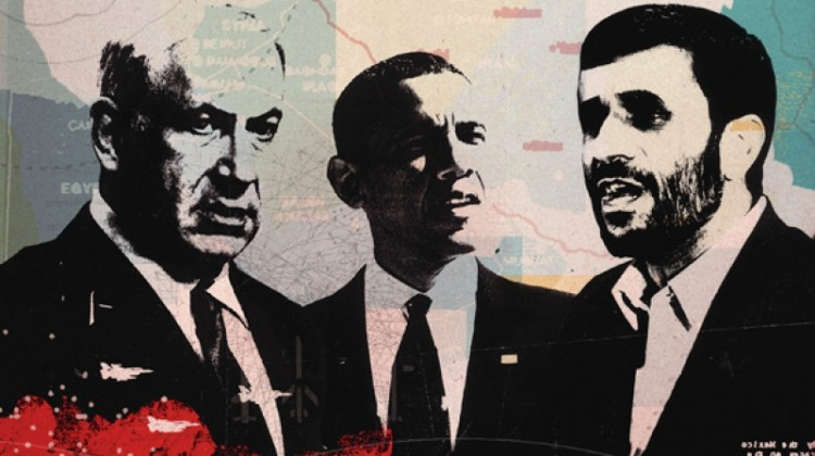 Netanyahu, Obama and Ahmadinejad