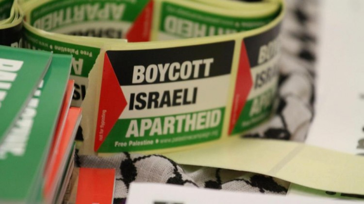 "Call to boycoot the so-called ""Israeli Apartheid"""
